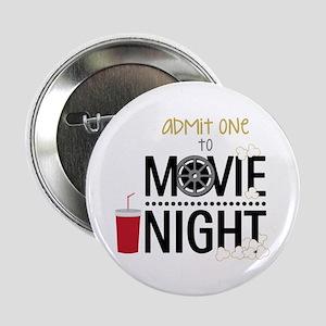 """Admit one Movie 2.25"""" Button (10 pack)"""