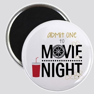Admit one Movie Magnets