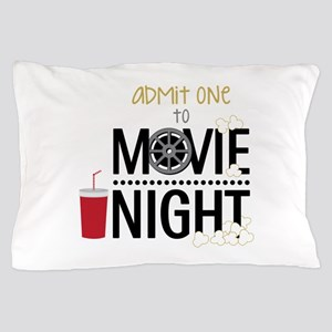 Admit one Movie Pillow Case