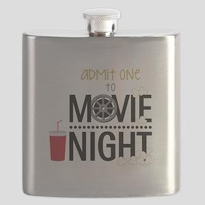 Admit one Movie Flask