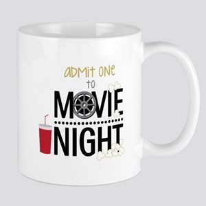 Admit one Movie Mugs