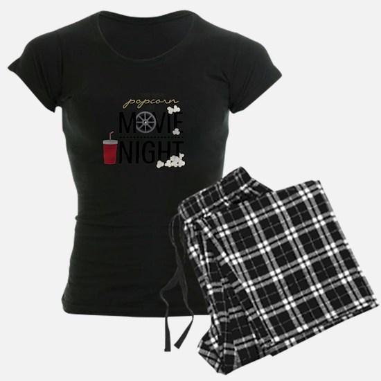 Movie Night Pop Pajamas