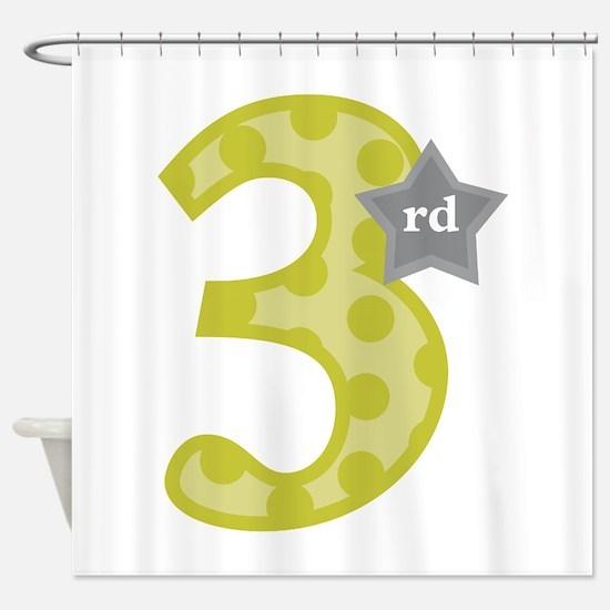Third Shower Curtain