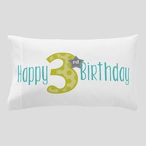 Happy Birthday Pillow Case
