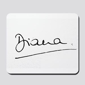 HRH Princess Diana Mousepad