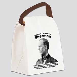 Sherman: Eternal Canvas Lunch Bag