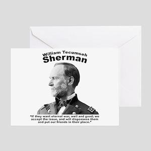Sherman: Eternal Greeting Card