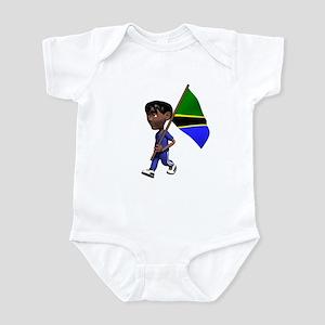 Tanzania Boy Infant Bodysuit