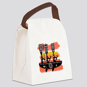THE POWERFUL Canvas Lunch Bag
