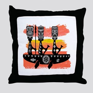THE POWERFUL Throw Pillow