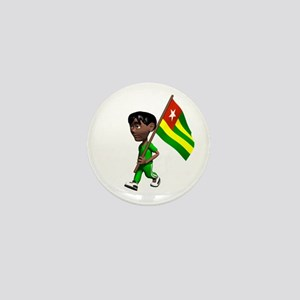 Togo Boy Mini Button