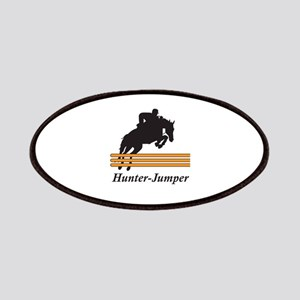 HUNTER JUMPER Patches