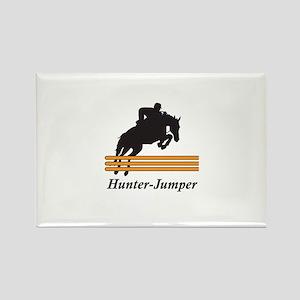 HUNTER JUMPER Magnets