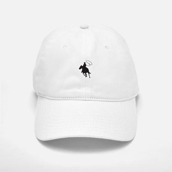 ROPING COWBOY Baseball Cap