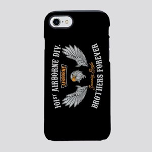 101st Airborne Brothers Forever iPhone 7 Tough Cas