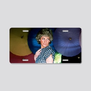 HRH Princess Diana Iconic! Aluminum License Plate