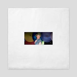 HRH Princess Diana Iconic! Queen Duvet