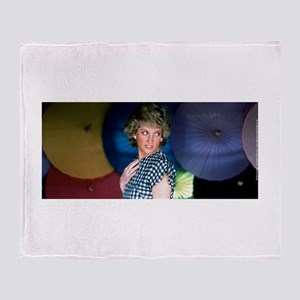 HRH Princess Diana Iconic! Throw Blanket
