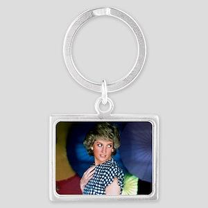 HRH Princess Diana Iconic! Landscape Keychain