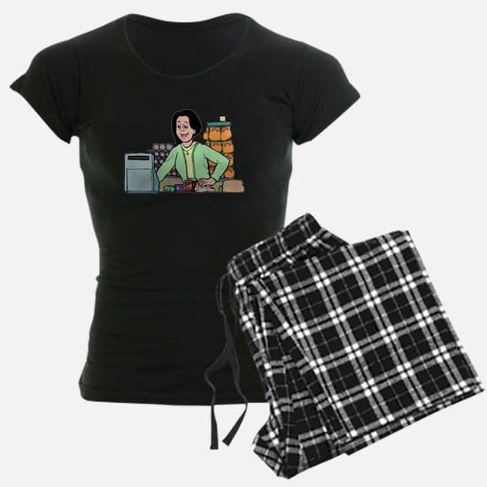Cashier Pajamas
