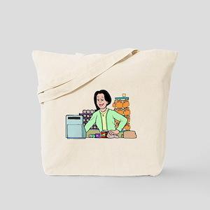 Cashier Tote Bag