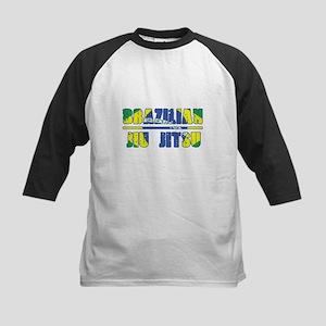 Buy BJJ Kids Baseball Jersey