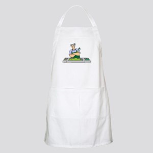 Cafeteria Worker Apron