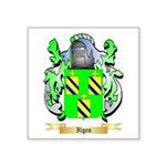 Ilgen Square Sticker 3