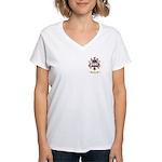 Iles Women's V-Neck T-Shirt