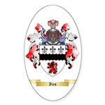 Iles Sticker (Oval)