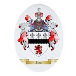 Iles Ornament (Oval)