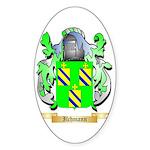 Ilchmann Sticker (Oval)