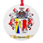 Igesias Round Ornament
