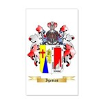 Igesias 35x21 Wall Decal