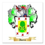 Ibarra Square Car Magnet 3