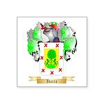 Ibarra Square Sticker 3