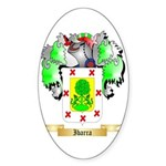 Ibarra Sticker (Oval)