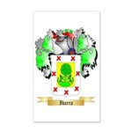 Ibarra 35x21 Wall Decal