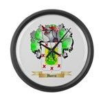 Ibarra Large Wall Clock