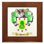 Ibarra Framed Tile
