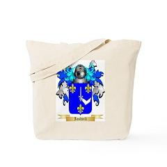 Iashvili Tote Bag