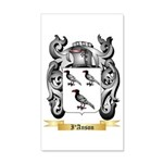 I'Anson 35x21 Wall Decal