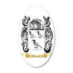 Ianoni 35x21 Oval Wall Decal