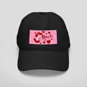 valentine-barf_b Baseball Hat