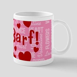valentine-barf_b Mugs