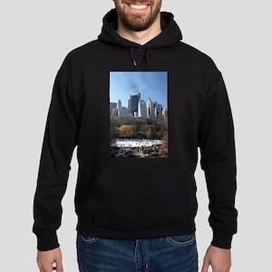 New York City Xmas - Pro Photo Hoodie (dark)