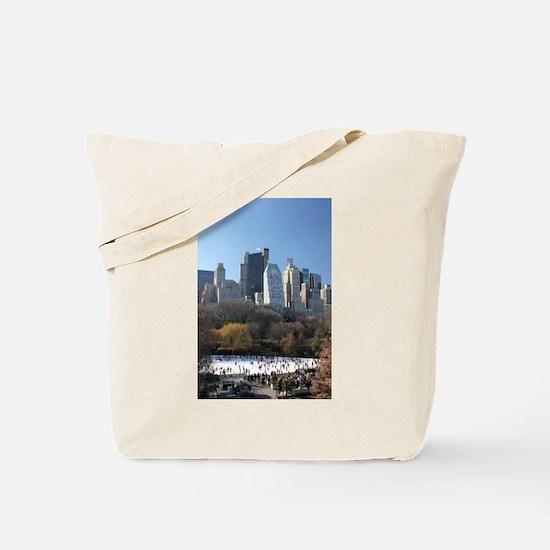 New York City Xmas - Pro Photo Tote Bag