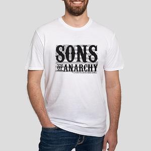 SOA Flag Fitted T-Shirt