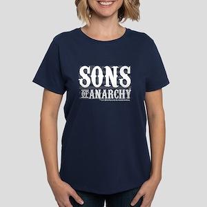 SOA Flag Women's Dark T-Shirt