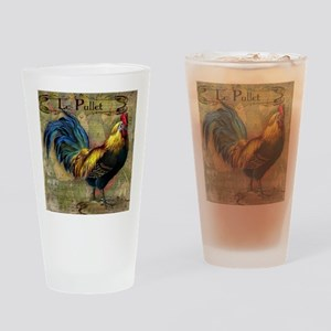 The Pullet Drinking Glass